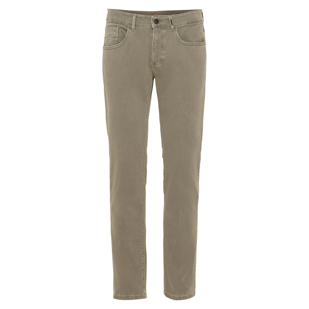 Camel active Herren Jeans Hose Khaki grün Flexxxactive Madison 5951488885 31